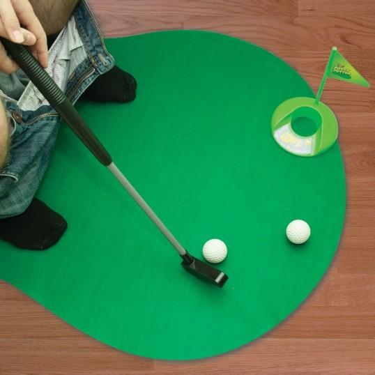 Gra - Toaletowy Golf