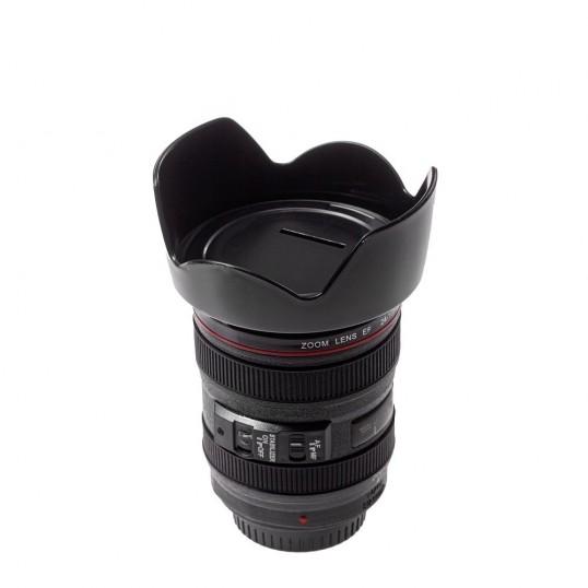 Skarbonka obiektyw dla Fotografa
