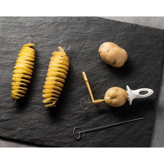 Spiralna krajalnica do zakręconych ziemniaków