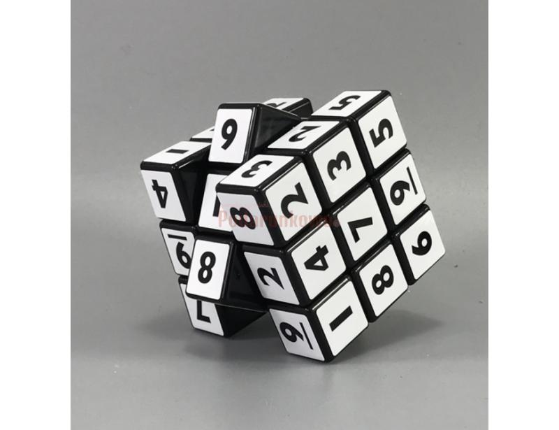 Kostka SUDKU teraz w nowej odsłonie, sporo szybszej dzięki lepiej dopasowanym elementom i w białym kolorze. Znane już wyzwanie dla rąk i głowy do rozwiązania z nową białą kostką :)