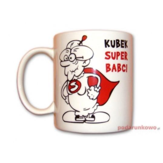 Kubek Super Babci