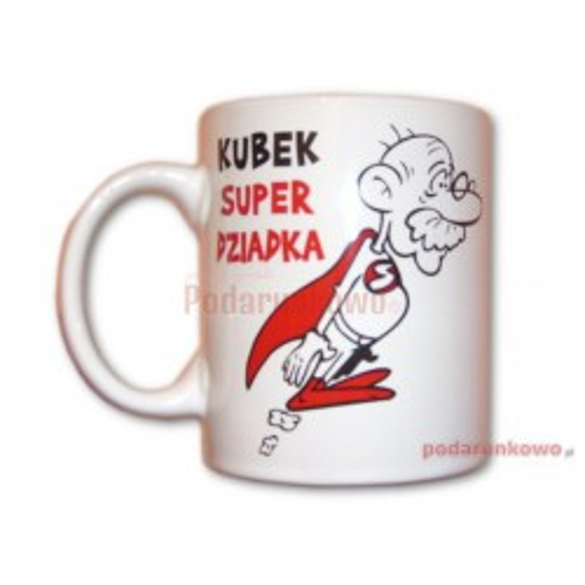 Kubek Super Dziadka
