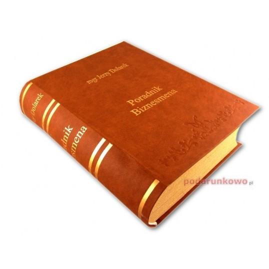 Książka na alkohol - Poradnik Biznesmena