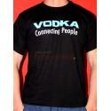 Koszulka - Vodka connecting people