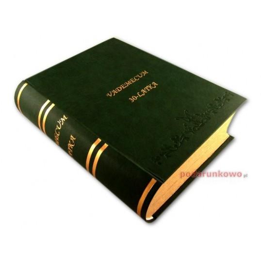 Książka na alkohol - Vademecum 30-latka