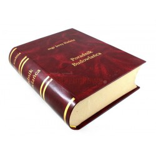 Książka na alkohol - Poradnik Budowlańca