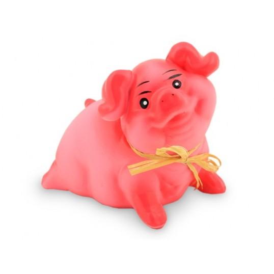 Różowa świnka skarbonka Mela