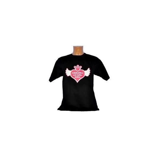 Koszulka - Królowa jest tylko jedna