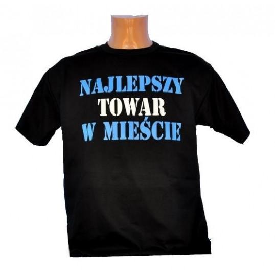 Koszulka - Najlepszy towar w mieście
