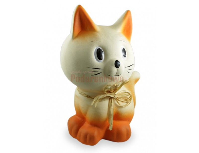 Skarbonka Kot Duży (jasny)