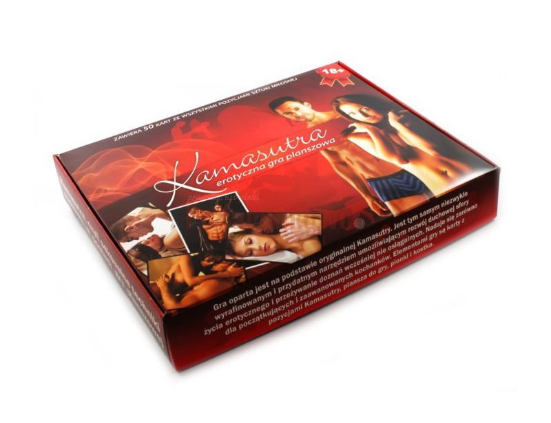 Kamasutra to gra erotyczna przeznaczona dla par, dzięki której staniecie się bardziej spełnionymi, umiejętnymi i kompetentnymi kochankami.