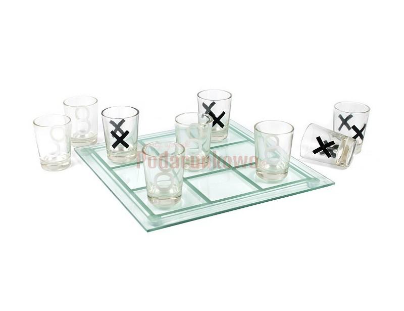 Kółko i Krzyżyk Alkoholowe (wersja 2)