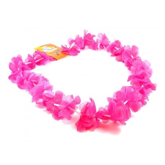 Hawajskie kwiaty na szyję (girlandy)