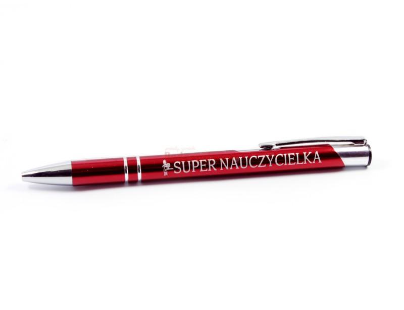Długopis Super Nauczycielki