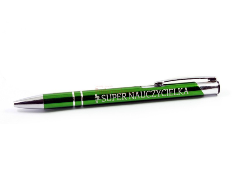Szukasz pomysłu na prezent dla nauczycielki? Właśnie znalazłeś! :) Elegancki, klasyczny długopis to wyjątkowo praktyczny, a zarazem symboliczny upominek,
