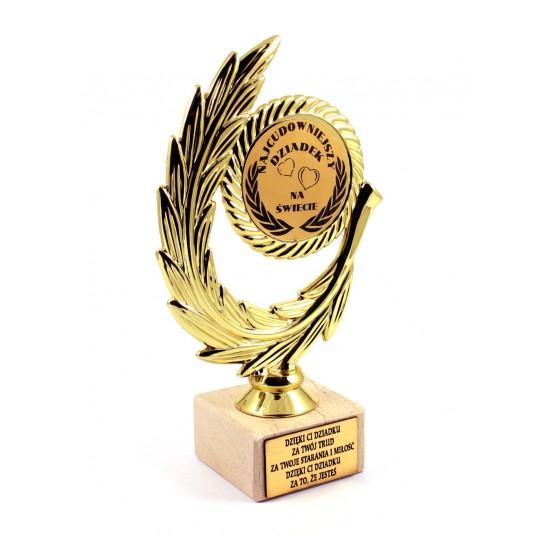 Złoty Laur - Najcudowniejszy Dziadek na Świecie