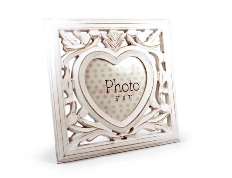 Romantyczna ramka na zdjęcie
