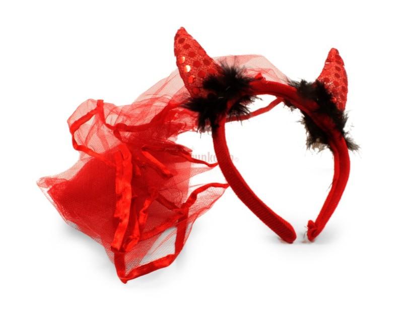 Welon z różkami to wspaniały, symboliczny upominek na wieczór panieński. W takim przebraniu nie będzie wątpliwości, kto jest przyszłą panną młodą