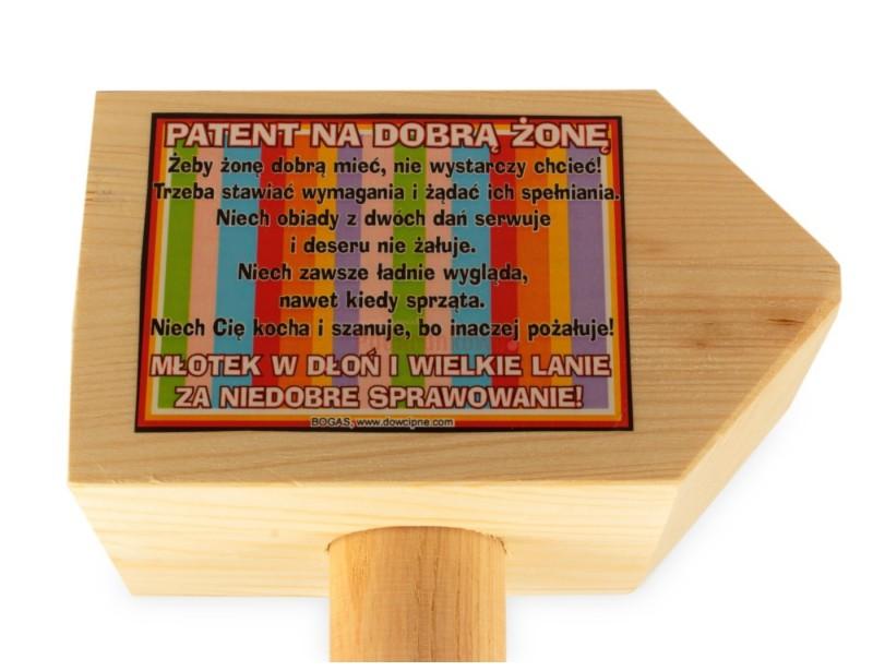 Młotek - Patent na dobrą żonę