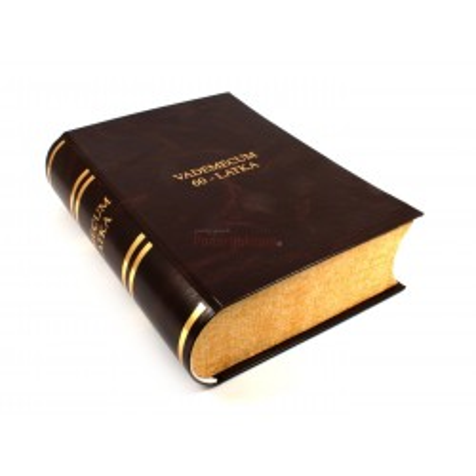 Książka na alkohol - Vademecum 60-latka
