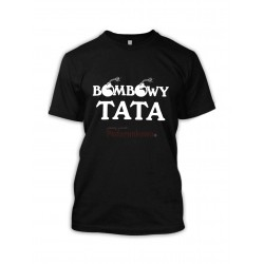 Koszulka - Bombowy Tata