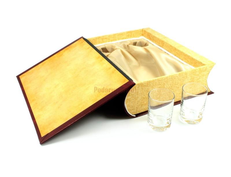 Książka na alkohol to wspaniały prezent dla ludzi ceniących oryginalność i styl.