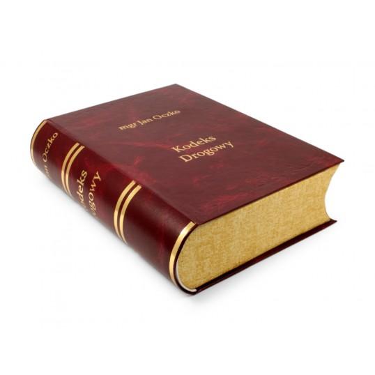 Książka na alkohol - Kodeks Drogowy