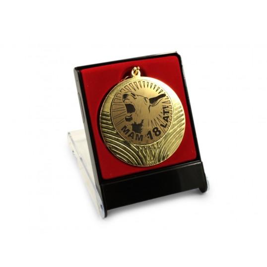 Medal na 18-stkę - Mam 18 lat