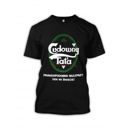 Koszulka - Cudowny Tata