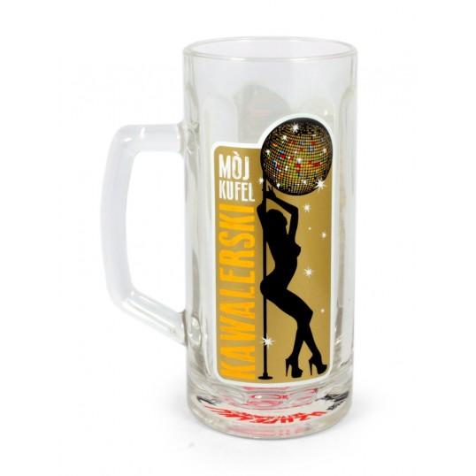 Kufel na piwo - Mój kufel kawalerski