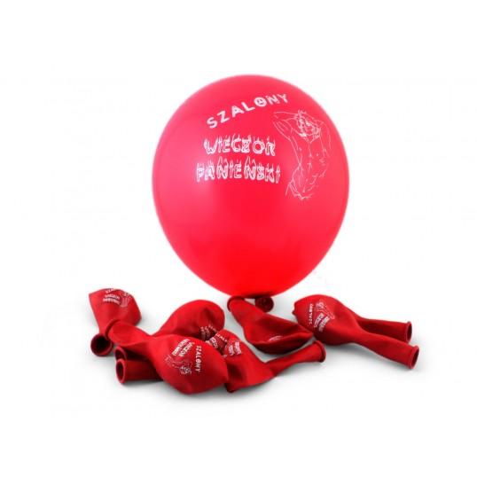 Balony na wieczór panieński (10szt.)