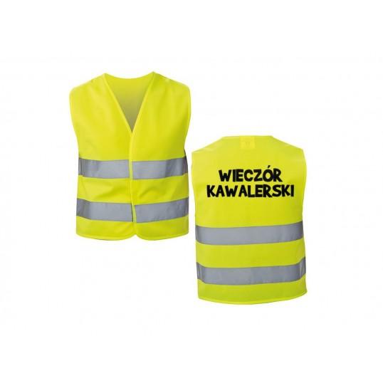 Kamizelka odblaskowa - Wieczór Kawalerski