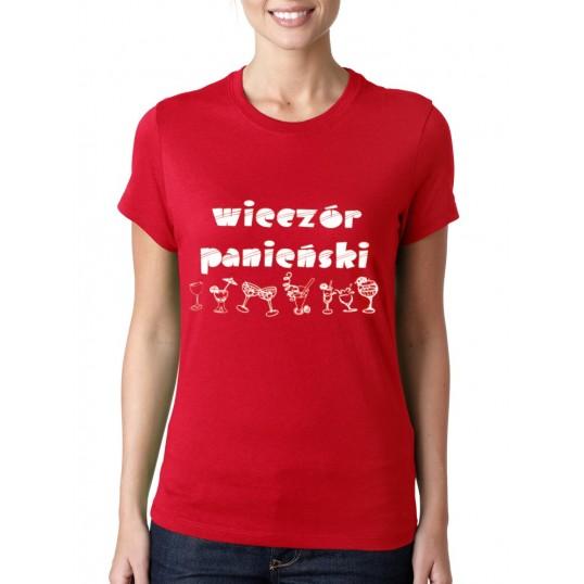 Koszulka - Wieczór Panieński