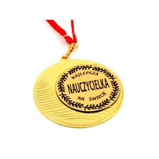 Medal Najlepszej Nauczycielki