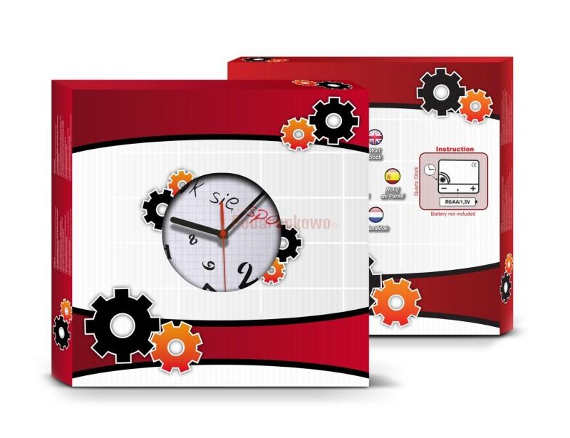 Zegar dla spóźnialskich to idealny gadżet dla luzaka, który nie zawsze potrafi dotrzeć na umówione spotkanie na czas. Teraz będzie mógł to łatwo wytłumaczyć!
