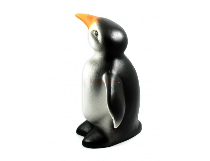 Oryginalna, ceramiczna skarbonka w kształcie pingwina przyda się z pewnością każdemu... kto lubi pingiwny :)