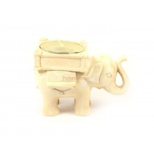 Świecznik słonik