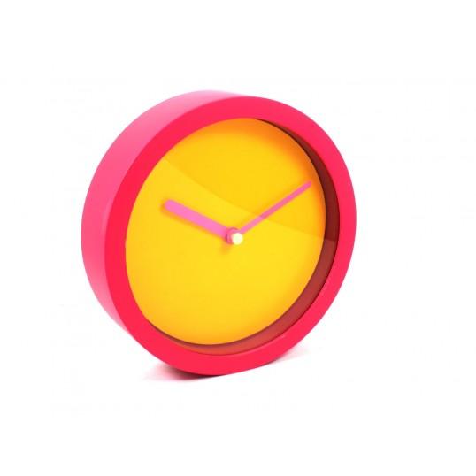 Zegar ścienny Neon