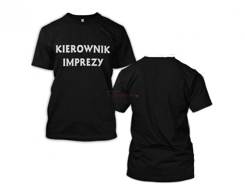 Koszulka - Kierownik Imprezy