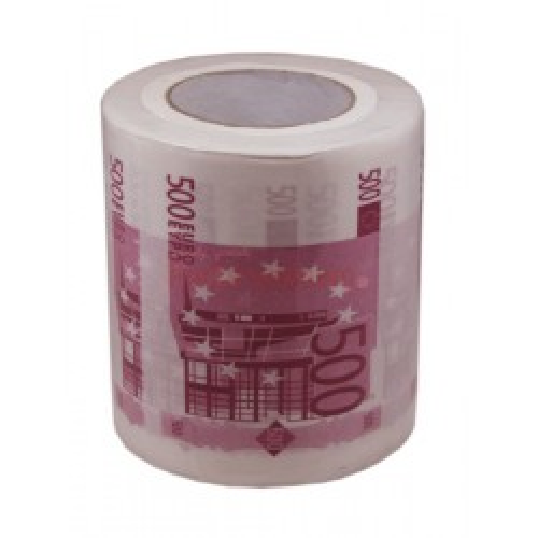 Papier toaletowy w euro
