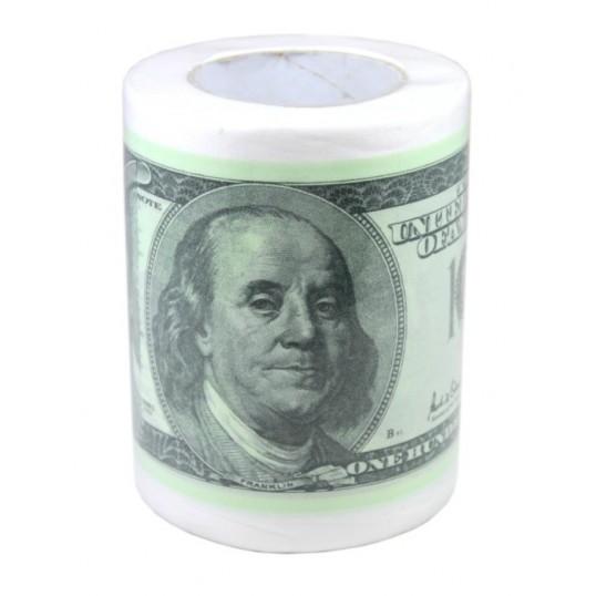 Papier toaletowy w dolary