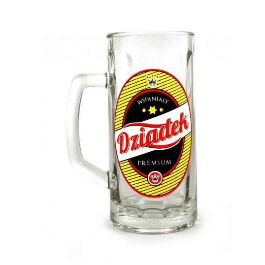 Kufel na piwo - Wspaniały Dziadek