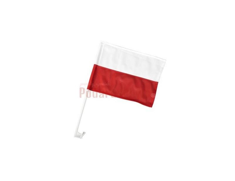 Wspieraj biało-czerwonych i wywieś flagę na swoim aucie!