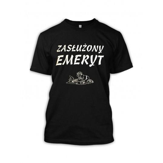 Koszulka - Zasłużony emeryt