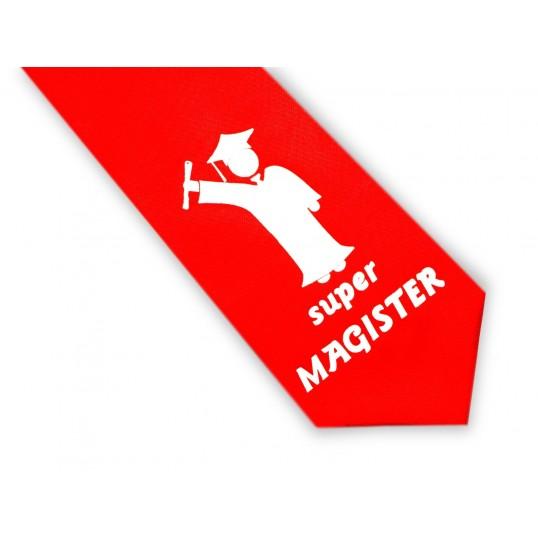 Krawat z humorem - Super Magister