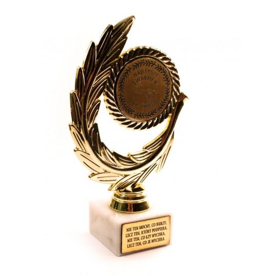 Złoty Laur dla Najlepszego Świadka na Świecie