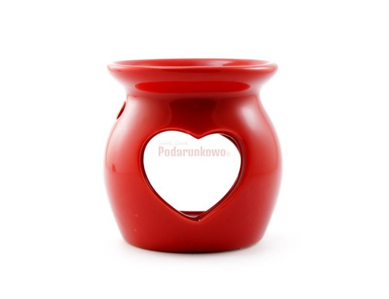 Kominek do olejków zapachowych - Serce