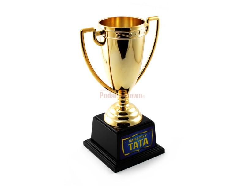 To prezent tylko dla najlepszych ojców :) Na puchar zasługuje ktoś, komu wiele zawdzięczamy, kto jest naszym bohaterem :)