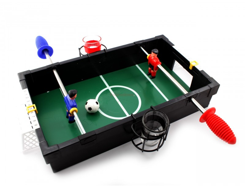 Piłkarzyki alkoholowe (1 na 1)