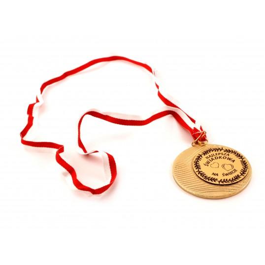 Medal - Najlepsza Świadkowa na Świecie